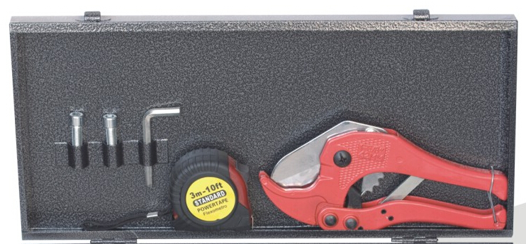HL40-SD tuberia pvc máquina de soldadura de plástico 20 a 63mm con ce