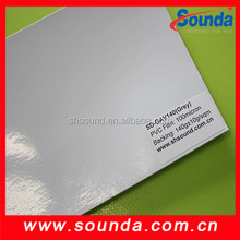 China Best Selller SOUNDA 140g PE-coated Silicon Paper Grey Adhesive Vinyl for Car Beauty