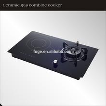 Gas de cocina de cerámica se combinan cocina- 2014 nuevo modelo