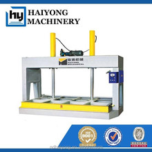 high quality plywood cold press machine