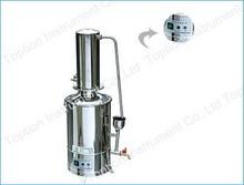 Laboratorio de acero inoxidable destilador de agua / eléctrico portátil destilador de agua