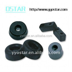 molded rubber/rubber components/molded rubber components