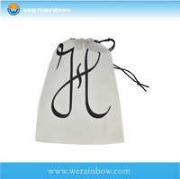 wholesale promotional nonwoven travelling drawstring bag