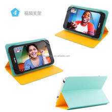 Fashionable two side printing 7 inch tablet sleeve 7.9 inch tab case for ipad mini lenovo A7 Sumsung galaxy tab Google nexus