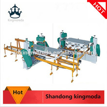 KMD-G hot sales plywood sliding table saw automatic edge saw /plywood edge trimming saw /in China