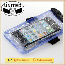New PVC Waterproof Cases Bag Underwater Diving for Phone Covers Plus 6S 5S 4S