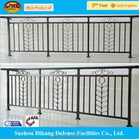 iron railing staircase