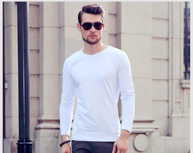 Newest Fashion Cotton Round Neck Wholesale T Shirt Vinyl White