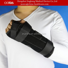 High quality neoprene wrist joint wraps / gym pain relief wrist band / crossfit elastic wrist support brace