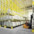 heavy duty de recubrimiento en polvo dinámica de los sistemas de almacenamiento