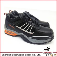 Sport style safety shoes Jogger safety shoes with steel toe Safety Hi-top Trainer