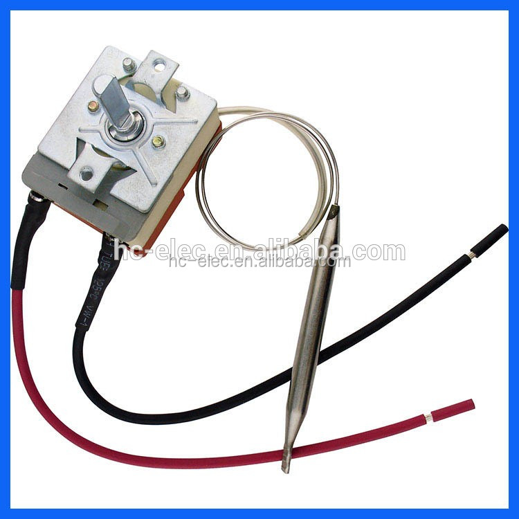 honeywell hot water heater thermostat manual