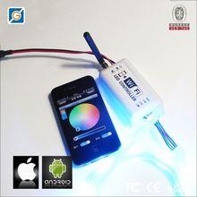 agendas 2014 Android/iPad smd 5050 strip led light wifi wireless wifi dmx controller