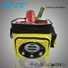 Backpack shoulder thermal with radio peltier portable mini cooler bag