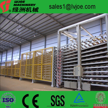 building and construction equipment----plaster board machine