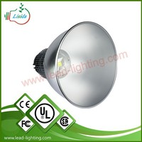 IP65 CE RoHS SAA UL Certified Warehouse LED Lighting 80 Watt with Meanwell driver and Bridgelux Chips