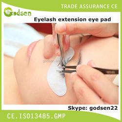 GS-EP001 Lint free eye gel patch eyelash extension eye patch