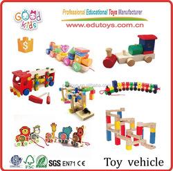 2015 Fashion High Quality Toy Vehicles,Mini Solid Wooden Vehicle,Best Selling Wooden Vehicle Toy