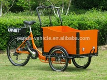 CE bakfiets 3 wheel electric scooter cheap price for sale
