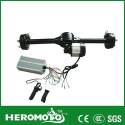 China India Electric Rickshaw / Tricycle Motor Conversion Kit 48V580W