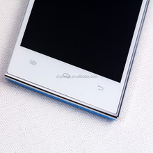 5.0 inch QHD touch screen OEM custom logo brand android mobile phone
