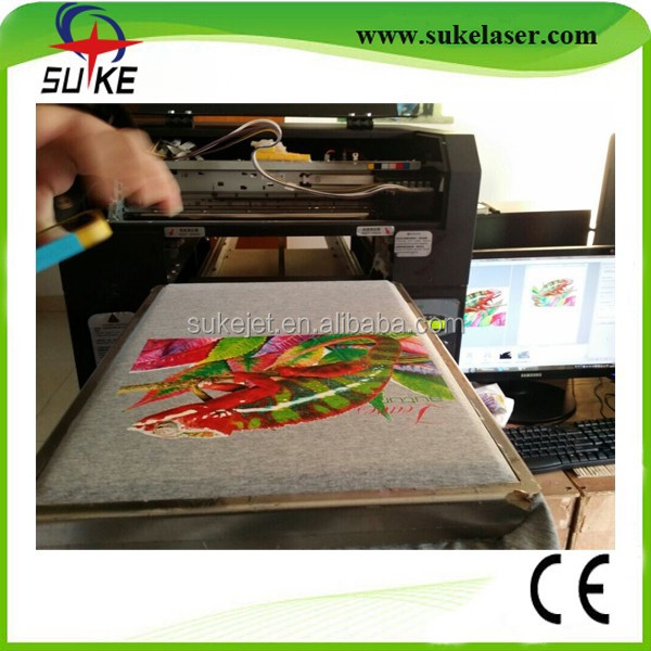 China Wholesale Dgt Printer Anajet T Shirt Printing
