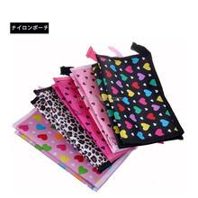 print custom nylon laundry bag with zipper