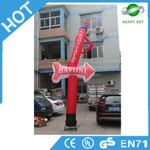 High quality!!!! mini inflatable air dancers,inflatable air dancers inflatable wave man,man air dancer blower