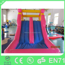 fascinating finely processed inflatable slide with moderate price