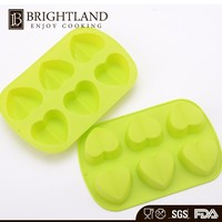 Different Shape Mini Silicone Fondant Cake Baking Molds