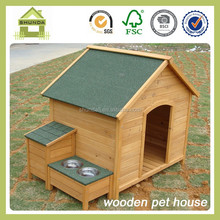 SDD0405 good design wooden dog kennel cheap