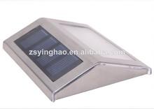 une bonne conception pour les éclairages led lumière solaire étape escalier extérieur