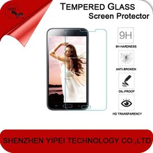 Premium Explosion Proof LCD Clear Tempered Glass Screen Protector For Samsung Galaxy S5 i9600 Protective Film
