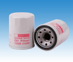 koolman wholesale auto oil filter oem 15208-31U00 used for japanese car