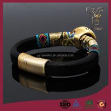 Jewelry Supply Imitation Jade Ethnic Braid Bracelet