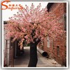 artificial hot pink christmas trees to beautify artificial indoor cherry blossom tree made pink cherry tree