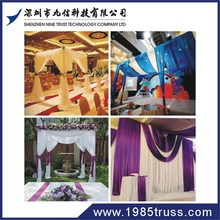 HIgh quality aluminum Pipe and drapes,Guangzhou factory