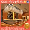 Customized Luxury counter height bar / bar counter height / bar counter dimensions for Wine