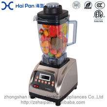 fruit juice / soya bean 2015 new design commercial blender