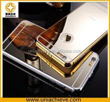 Aluminium Case for iPhone 6/iPhone 6 plus with tempered glass front, Metal case for iPhone 6/iPhone 6 plus