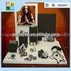 diseño popular elegante de acrílico de la joyería estantes de la exhibición de China proveedor en venta al por mayor precio