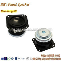 low price High quality 40MM 6OHM 5W subwoofer Buletooth speaker