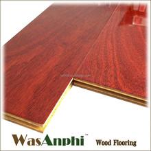 Top-Quality Santos Mahogany / Balsamo Engineered Wood Flooring 15mm