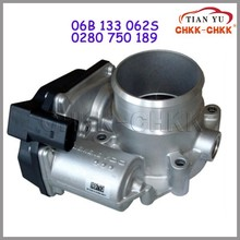 Auto Engine Throttle Body 06B 133 062S/0280 750 189 For German Car With High Performance Electronic Racing Throttle Body