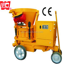 PZ-6 small concrete spraying machine for sale hot in Malaysia, Russia, Chile