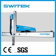 Three Servo Motor Pick and Place Robot Machine For CNC Machine