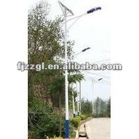 60w solar powered led outdoor lantern road light module