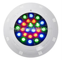 with remote control /DMX 512 CONTROl manufacturer supply LED UNDERWATER SWIMMING POOL LIGHT RGB WITH 7 COLOURS