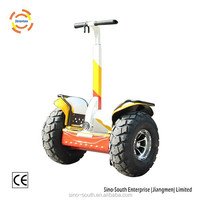 Racing color models electrc72V lithium battery two wheel smart standing balance scooter
