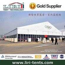 40x100m tent for sport for tennis, basketball and swimming pool